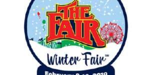 Winter Fair 2019 Syracuse NY Logo