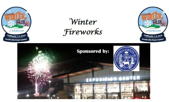 Winter Fireworks